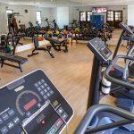 gym at Casa del Mar