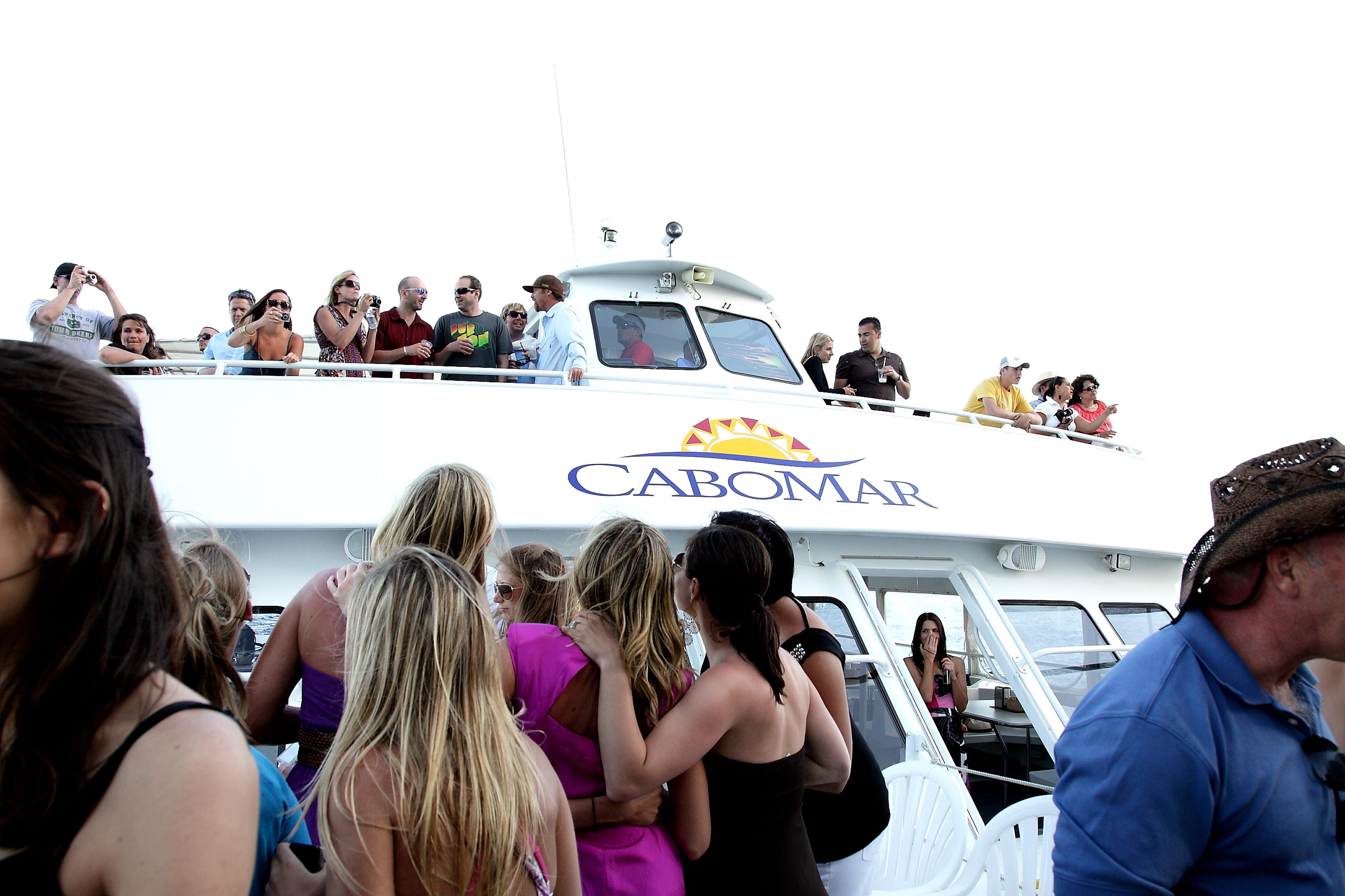 CaboMar Fiesta dinner Cruise