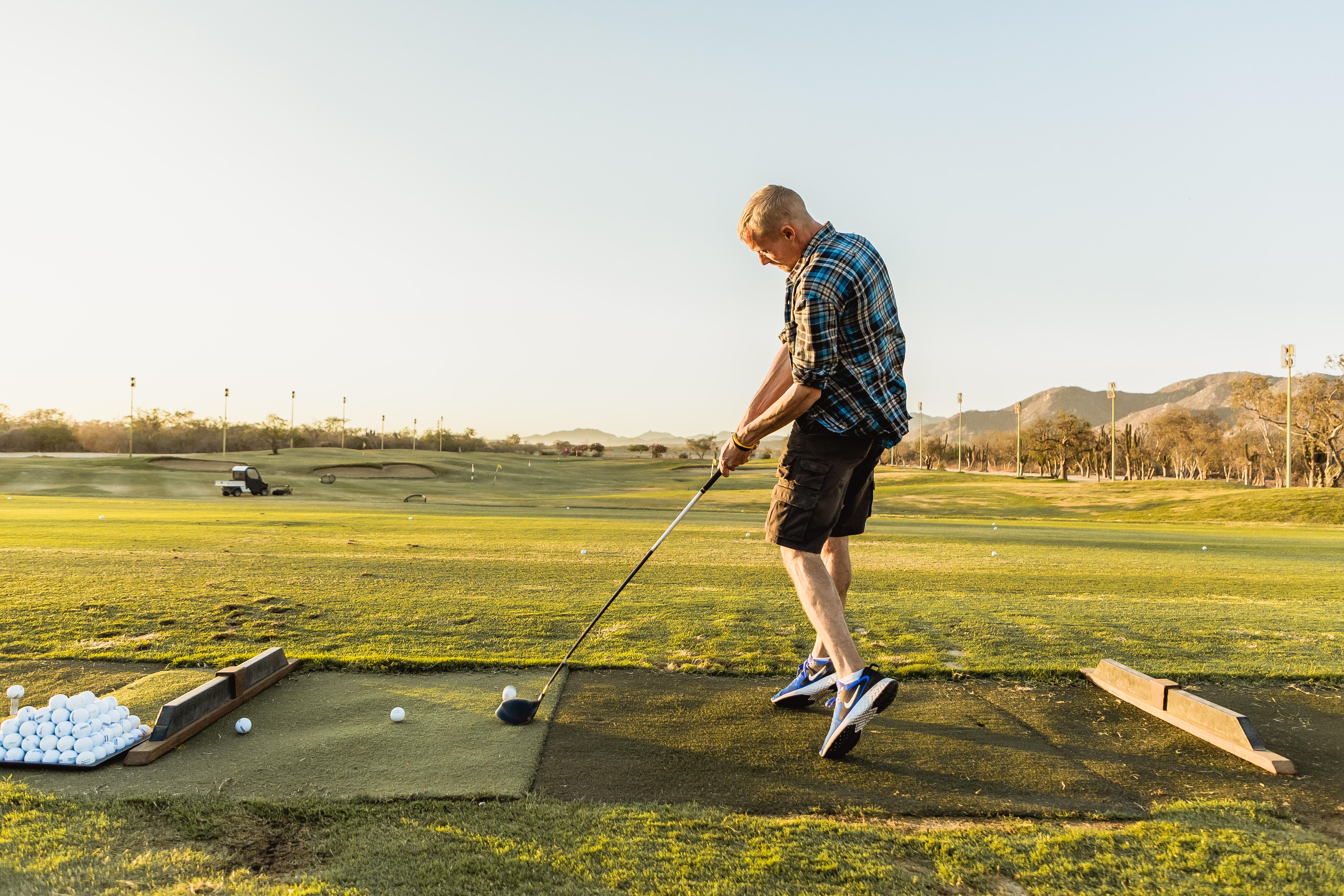 Cabo San Lucas Country Club Golf Course
