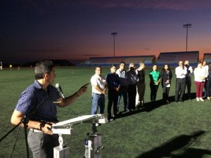 Quivira Los Cabos Donates New Ecological Lighting at Don Koll Sports Complex