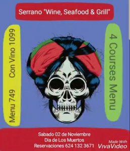 Serrano day of dead