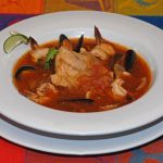 Seafood Soup - Sopa de Marisco