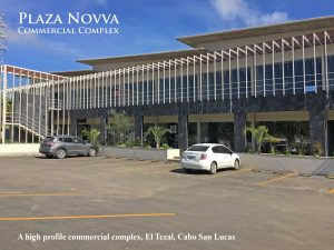 Plaza Novva Commercial complex Cabo San Lucas