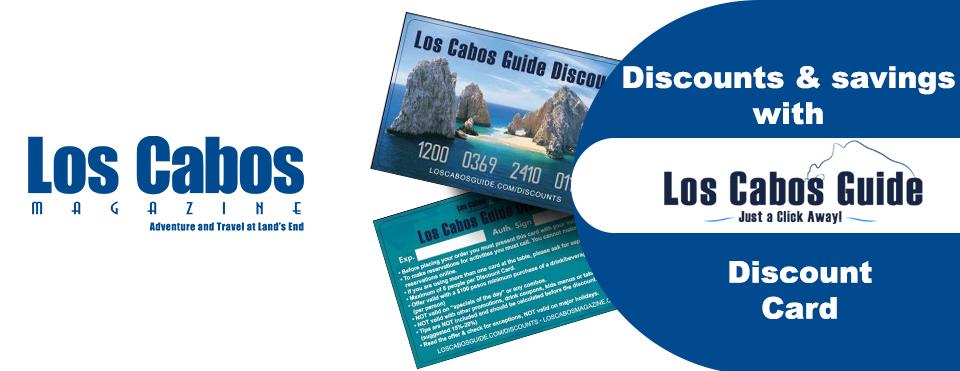 Discounts Card banner