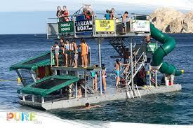 tarzan boat cabo activity