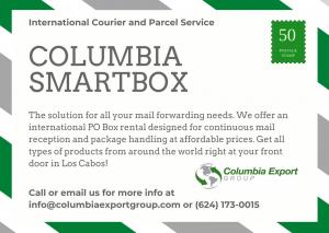 Columbia Export