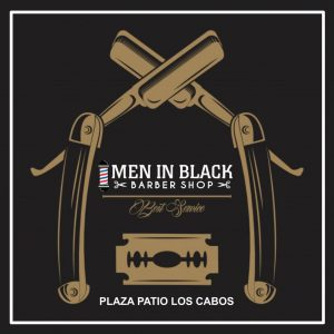Men in Black Barbershop