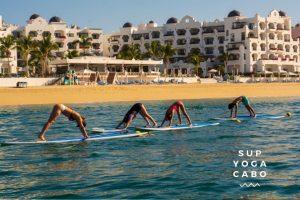 Sup Yoga Cabo