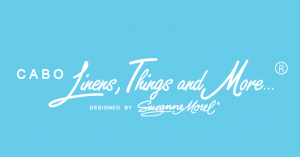 cabo linens things more logo