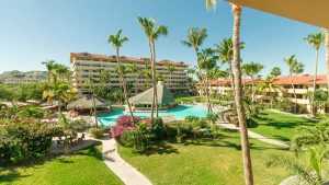 marina sol cabo courtyard from D-304