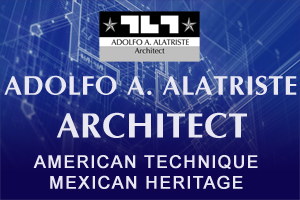 Adolfo Alejandro Alatriste Architect