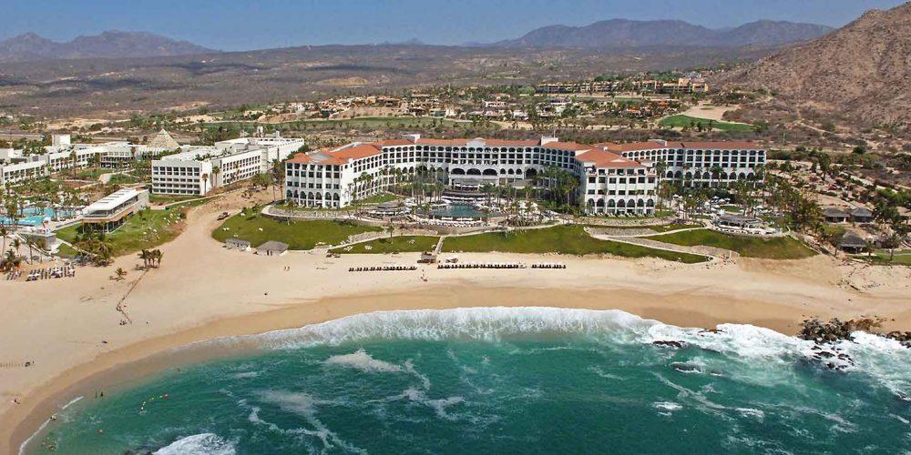 Hilton Los Cabos  Beach & Golf Resort Aerial