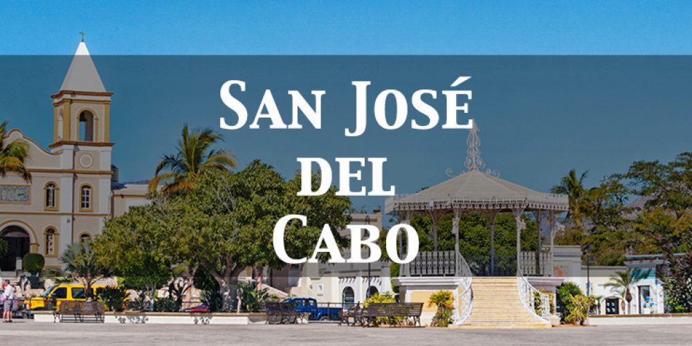 San Jose del Cabo Unveils City Letters