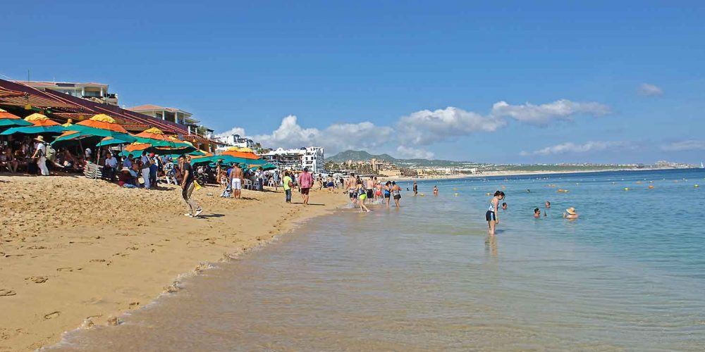Medano Beach Cabo 23 September 17