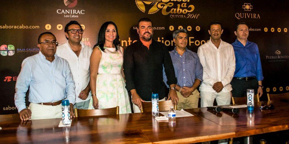 Sabor a Cabo 2017, Press Conference