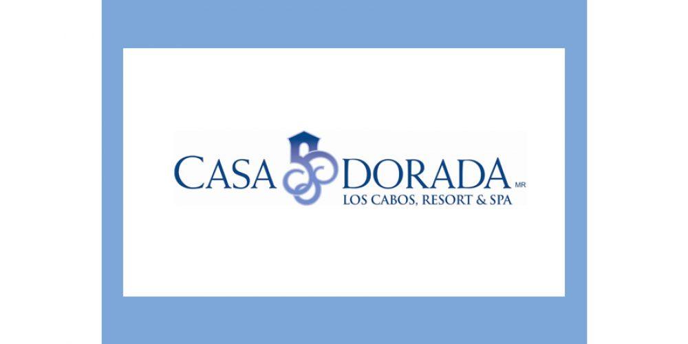 """SECRETARY OF TOURISM OF B.C.S. DELIVERS """"DISTINCTIVE H"""" AWARD TO CASA DORADA"""