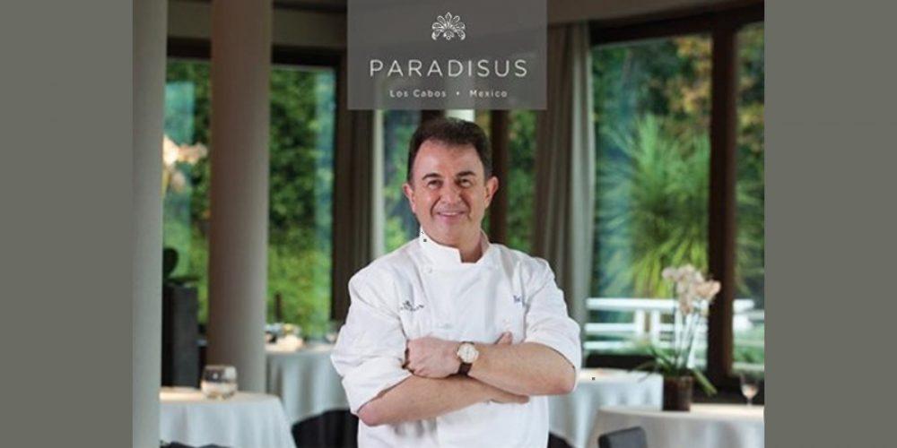 Chef Martin Barasategui