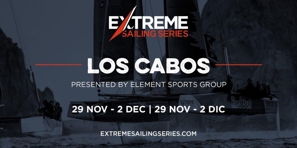 Extreme Sailing Series  Los Cabos, 2018