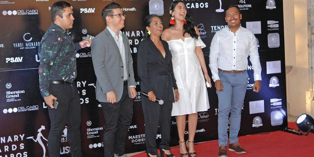 Los Cabos Culinary Awards 2018