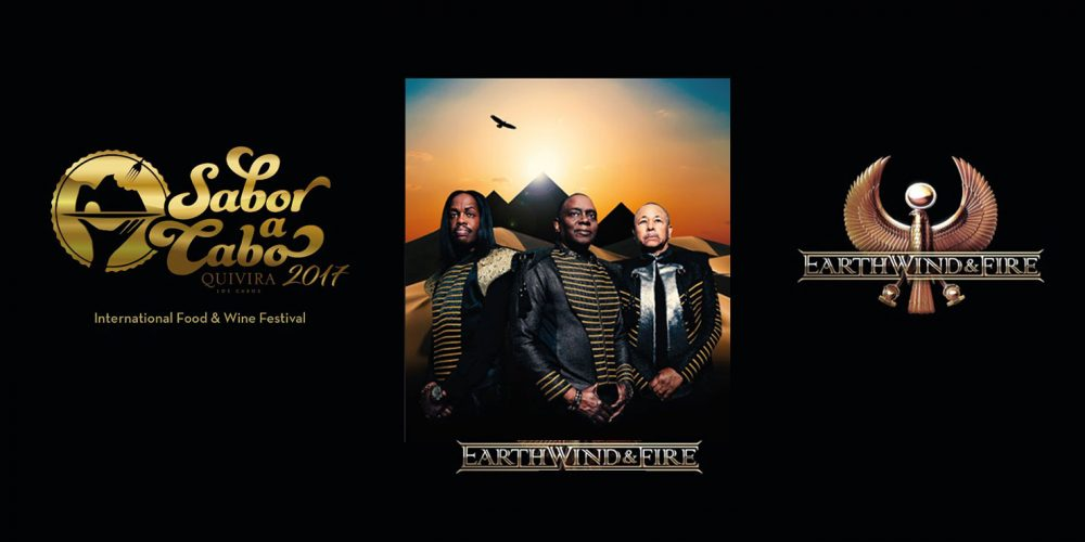 Earth, Wind & Fire to Perform at Sabor a Cabo 2017