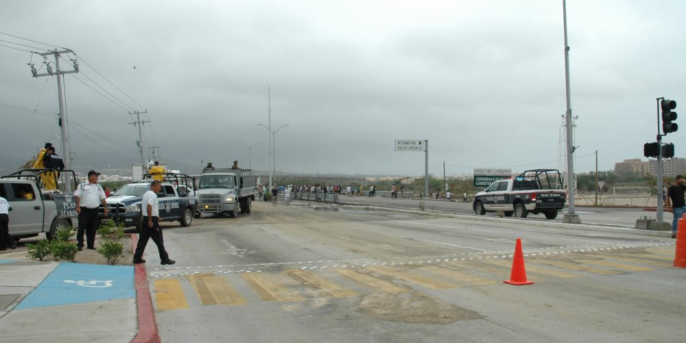 The Navy Secretariat of Mexico Provides Support to the Populations Affected.