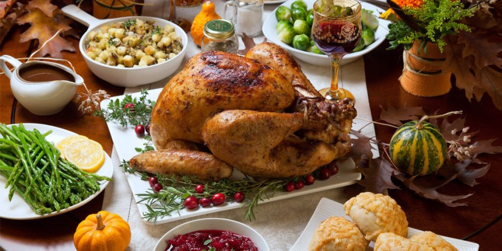 Thanksgiving Dinner 2018 in Los Cabos