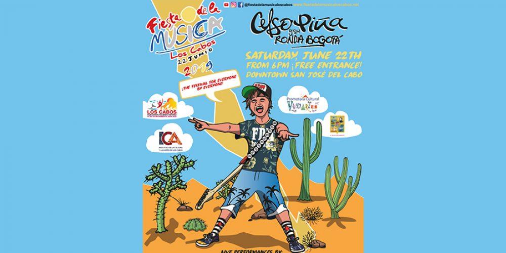 The 11th Annual 2019 San Jose del Cabo Music Festival