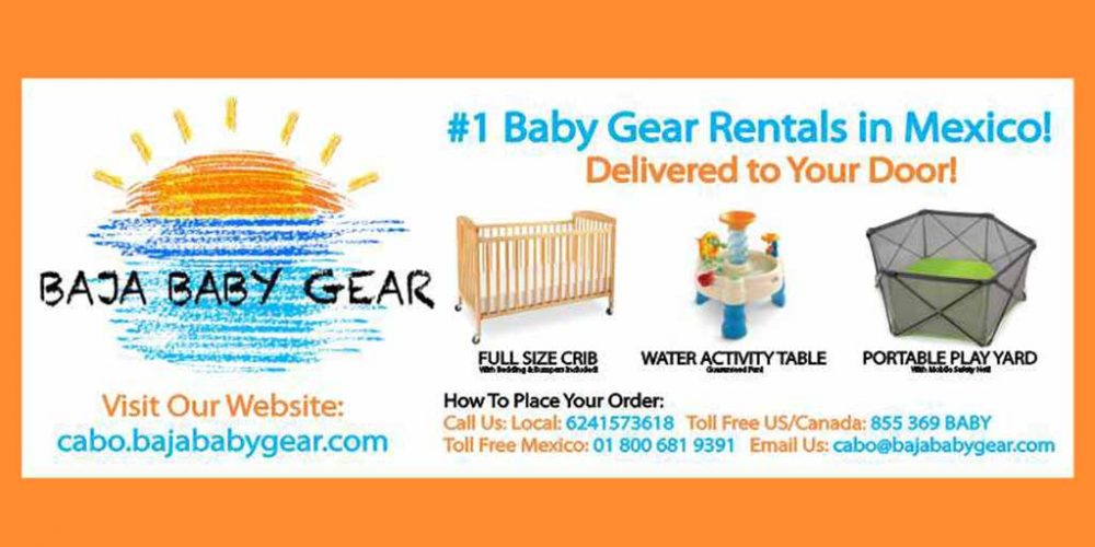 Baja Baby Gear – The Best Place To Rent Baby Gear!
