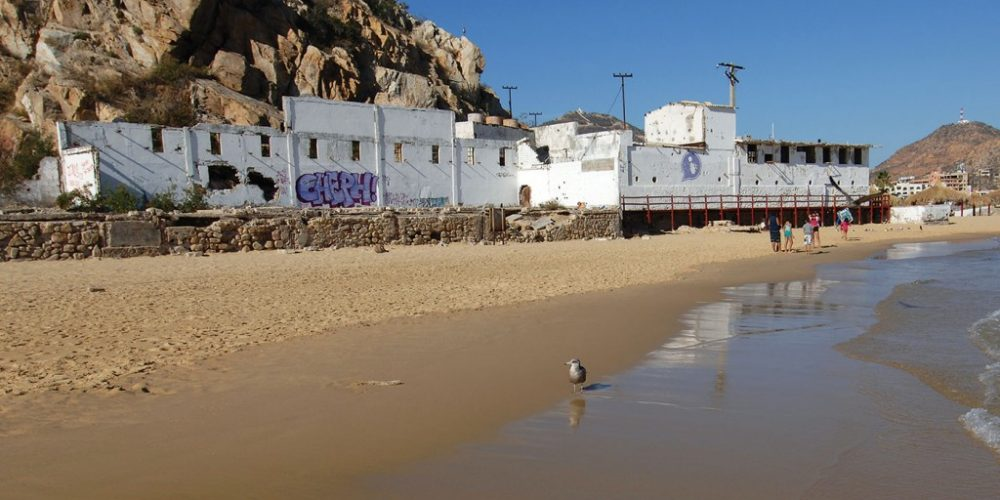 The Story of Cabo San Lucas's Least Publicized Beach