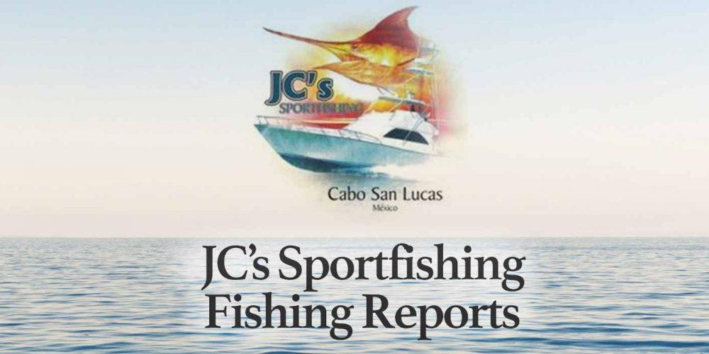 JC Sportfishing Weekly Fish- Report, 28 April 2019