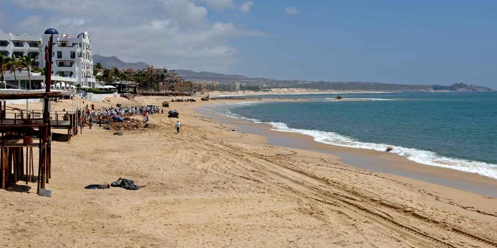 Medano Beach Cabo Cleanup Continues September 4th