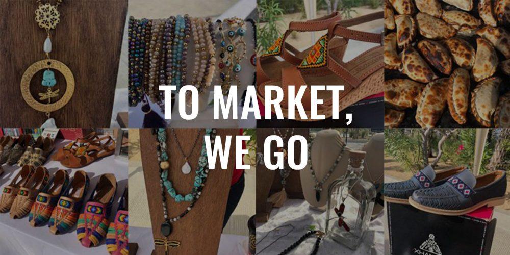 To Market, We Go