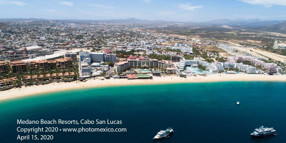 Cases of COVID-19 in Baja California Sur 17 April 2020