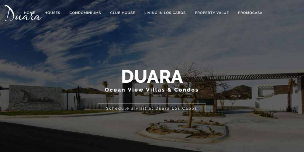 Duara Los Cabos Ocean View Villas and Condos