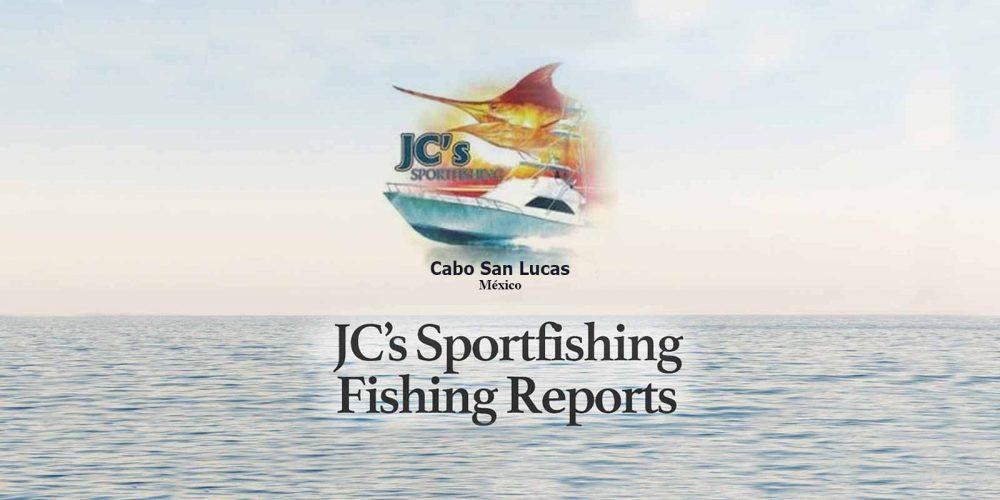 JCSportfishing Weekly Fishing Report2To 8 Sep