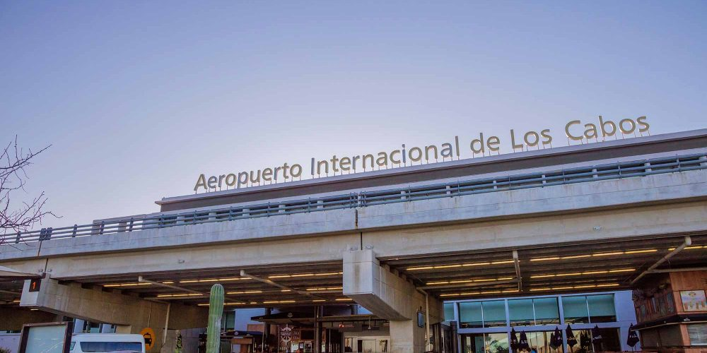 Terminal 2 of Los Cabos airport restarts in July