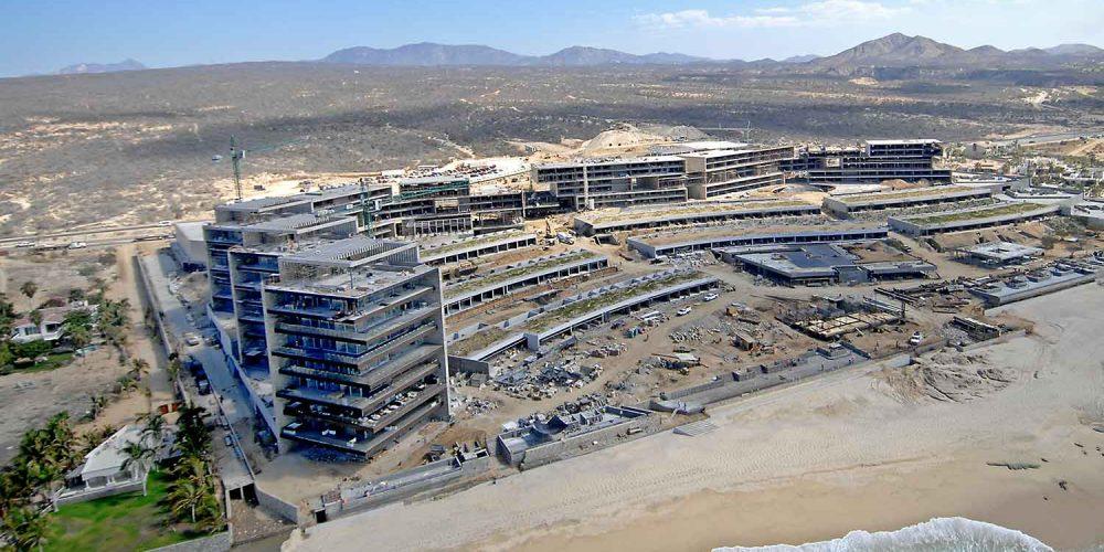 Solaz Los Cabos Aerial Photos July 2017