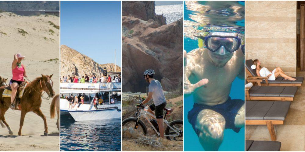 Five Relaxing Activities in Los Cabos