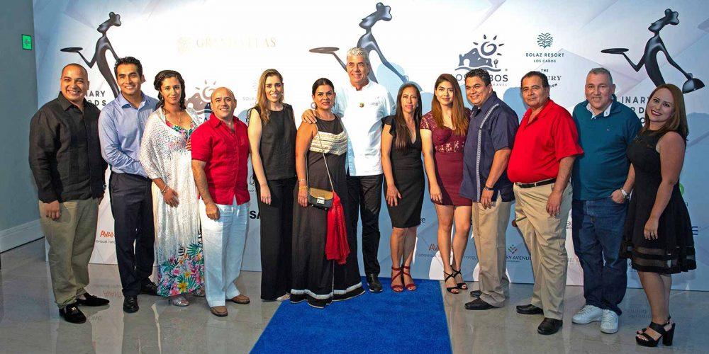 Culinary Awards Los Cabos 25 April 2019