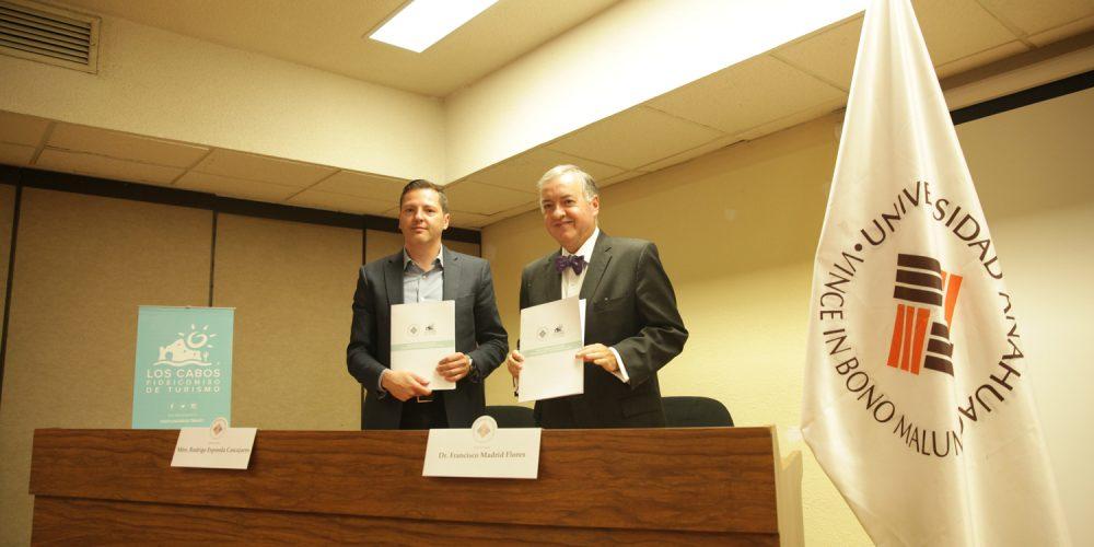 Los Cabos y la Universidad Anáhuac firman convenio de colaboración académica