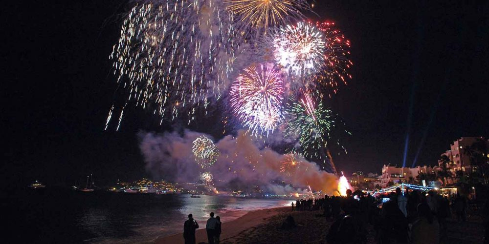 New Year's Eve 2018 Los Cabos