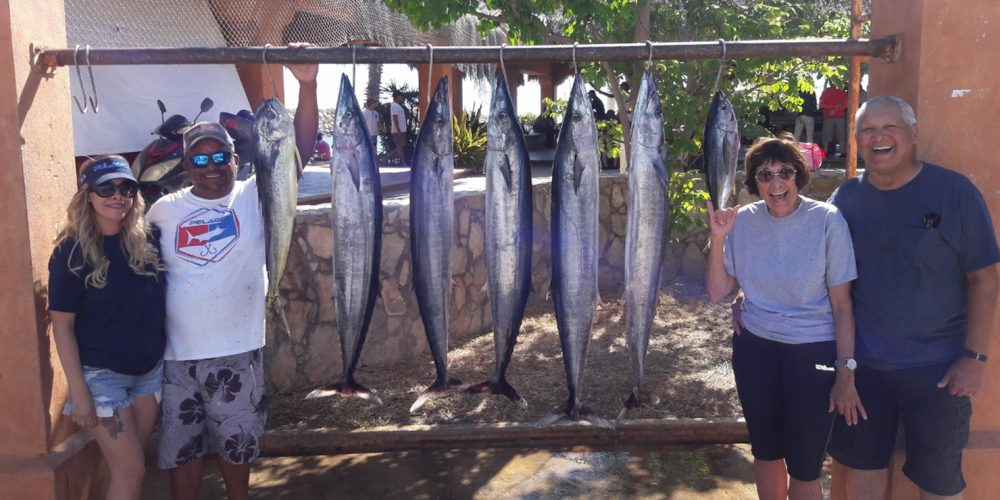 Gordo Banks Pangas Fish Report November 24, 2017