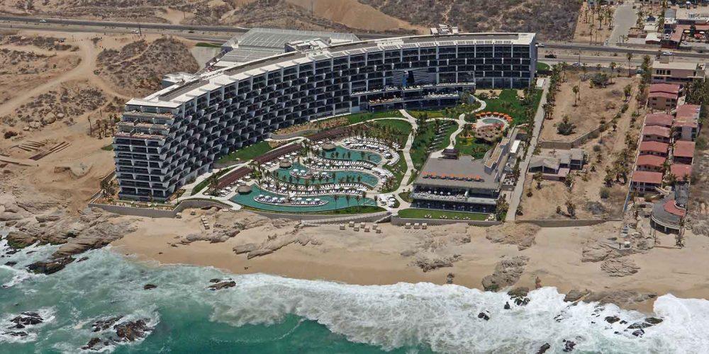 Grand Velas Los Cabos Aerial View July 2017