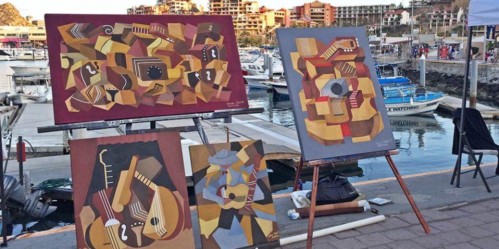 New Cabo San Lucas Circuito Cultural Art Walk Flourishes