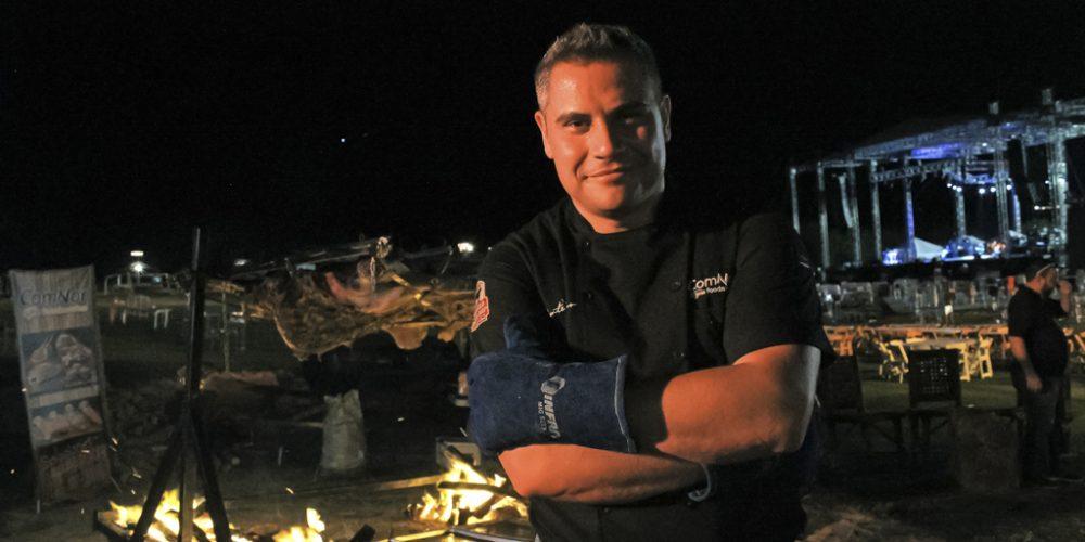 Chef Dante Ferrero at Sabor a Cabo 2017