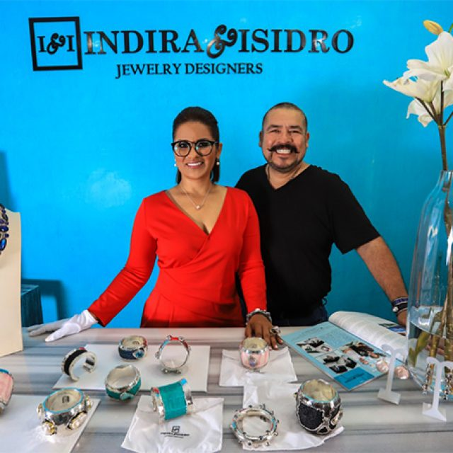 Indira and Isidro Jewelry New York Digital Fashion Week, Mexico City
