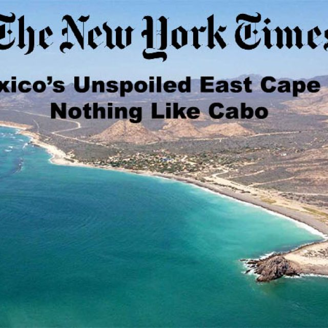 Mexico's Unspoiled East Cape Is Nothing Like Cabo