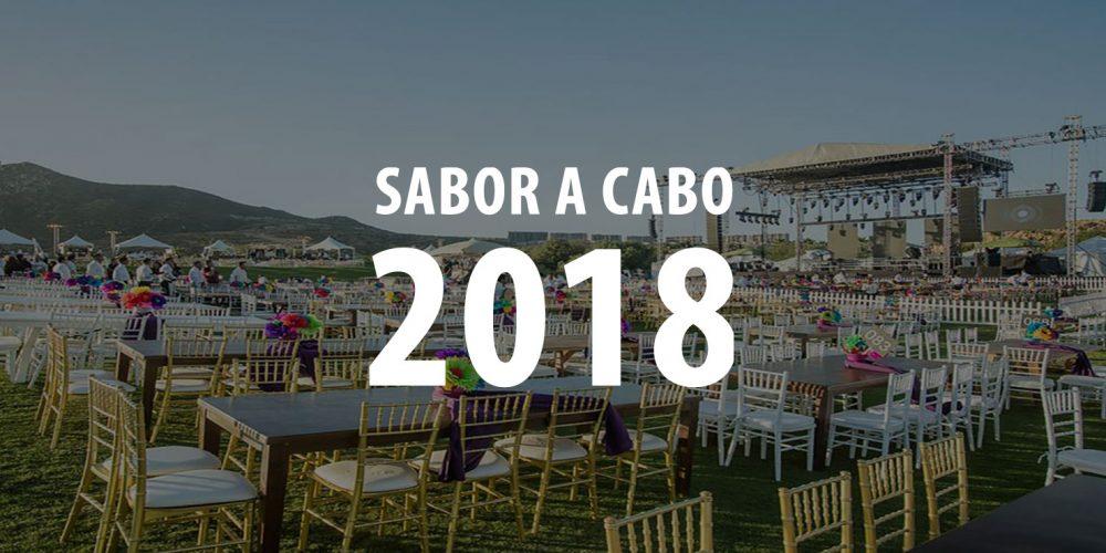 Sabor A Cabo 2018