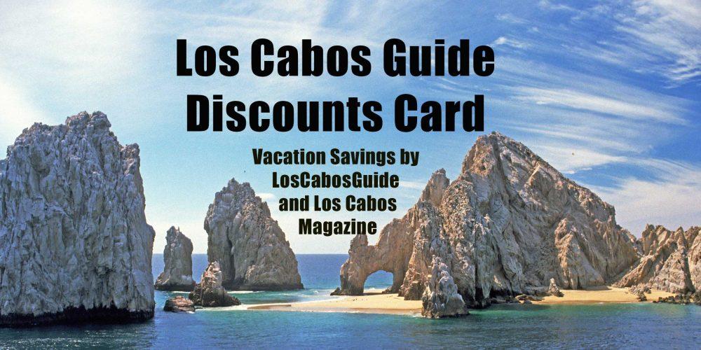 Los Cabos Guide Discounts Card