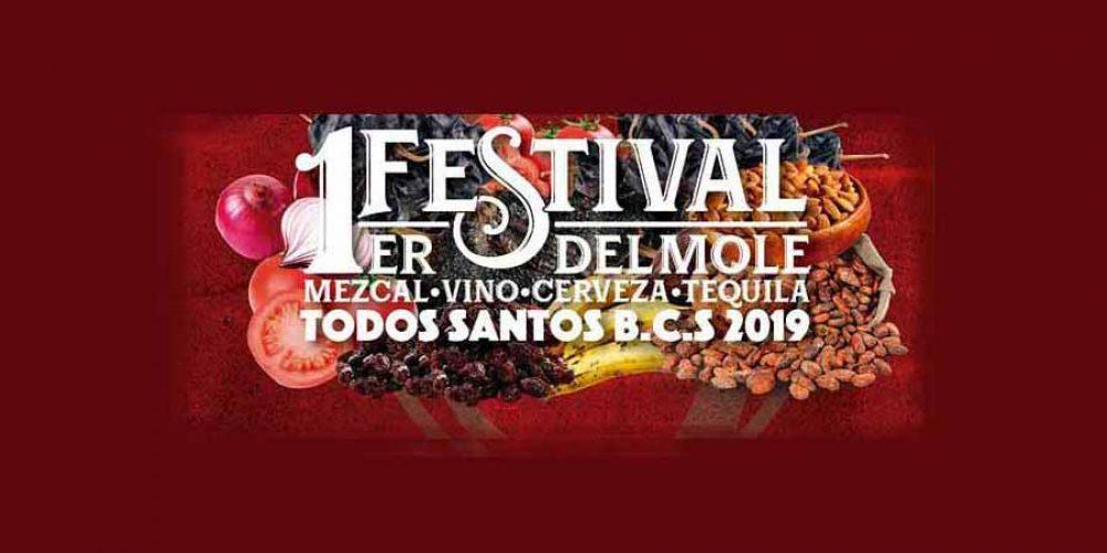 Todos Santos Festival del Mole 30 April 2019